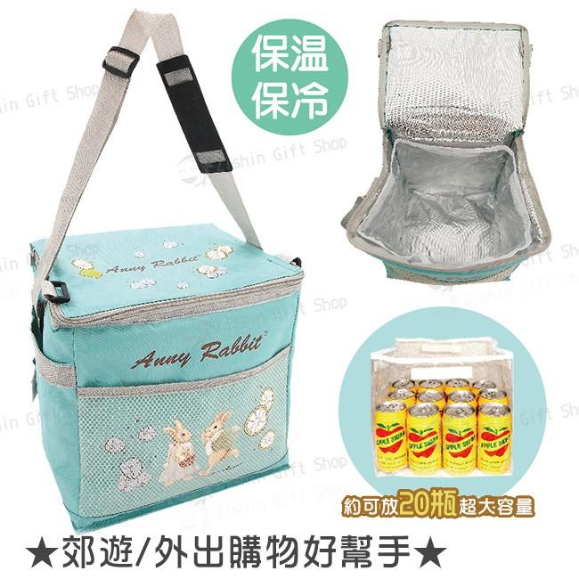 安妮兔保溫保冷袋(大-附網)(PP袋裝)