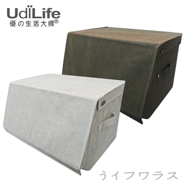 斜取式收納箱(大)