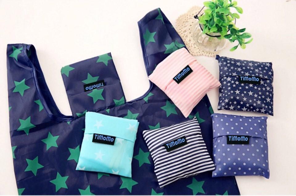 韓風摺疊環保袋(厚)