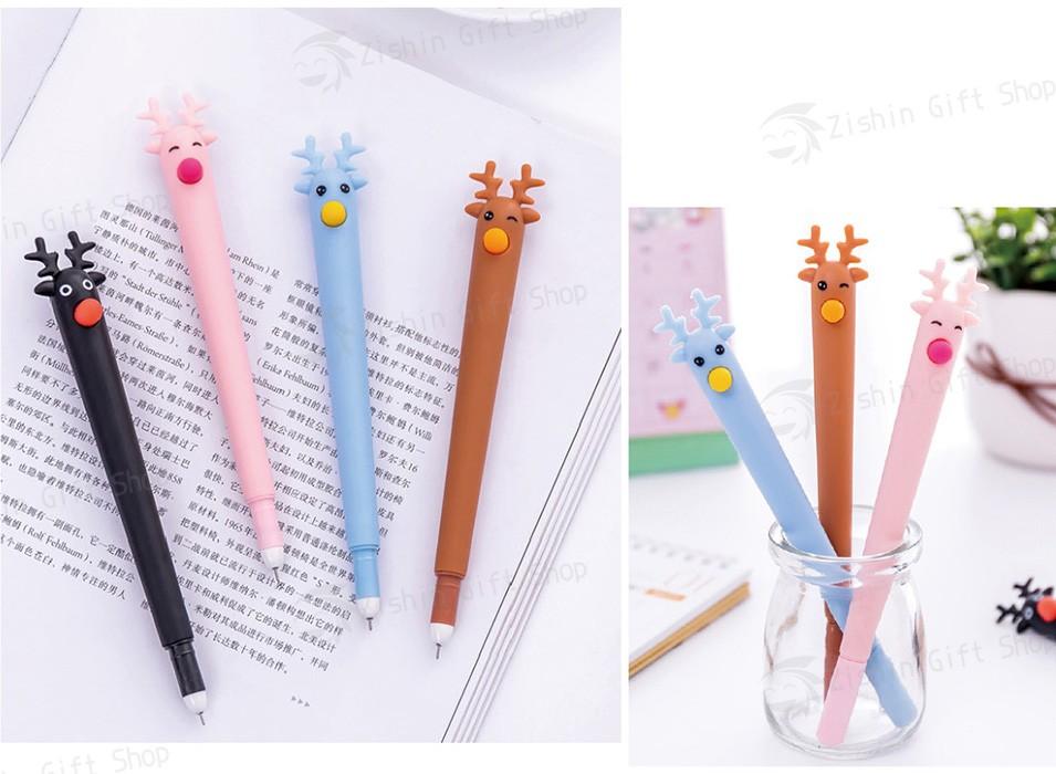 小鹿造型筆