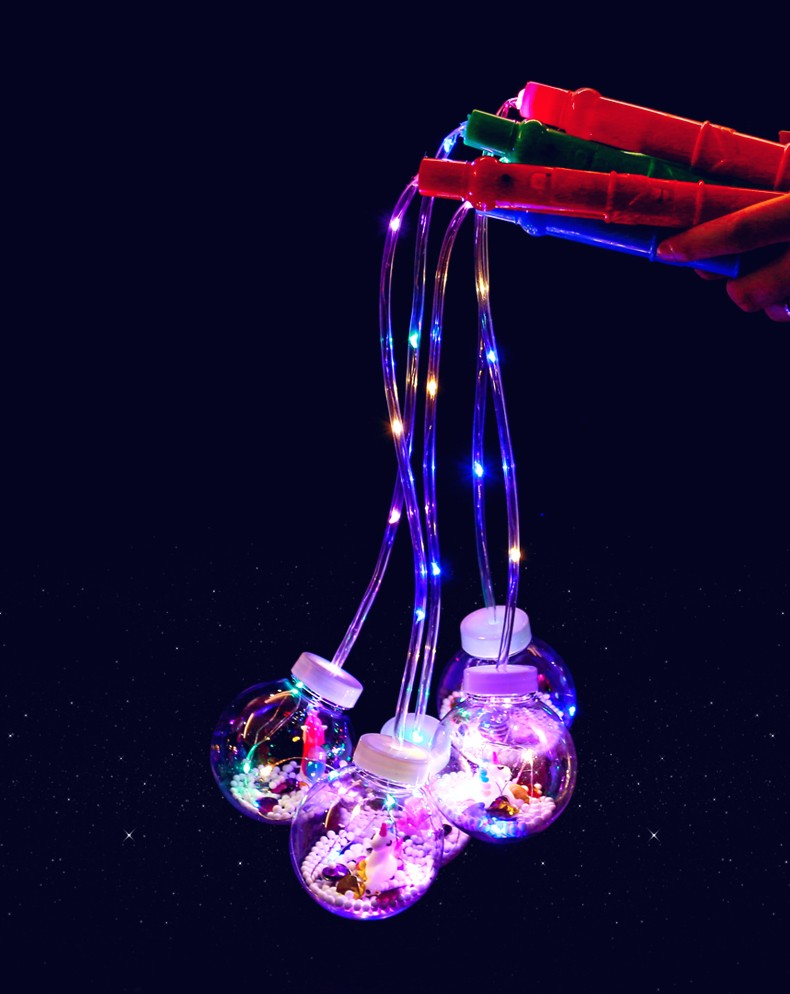 波波球燈籠
