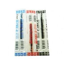百樂中性筆芯0.25/0.3/0.4/0.5【0.25藍、0.5藍黑、0.4藍黑、0.3藍停售】