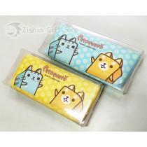 盒裝造型筆袋(方塊寵物)