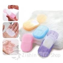 便攜洗手香皂片