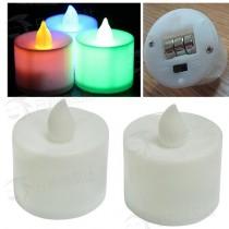 LED環保蠟燭(白光/七彩)