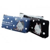 盒裝造型筆袋(貓)