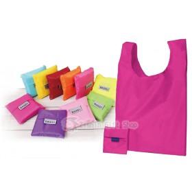 糖果色摺疊購物袋