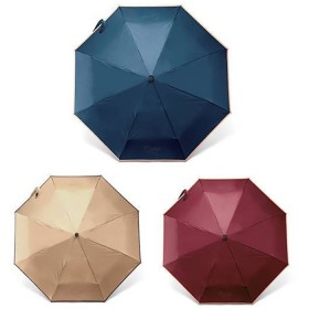 鏤金自動折傘(可抗UV)