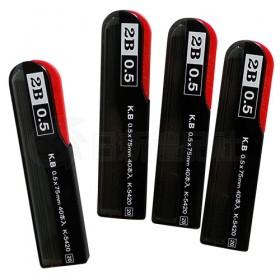 K.B高賓 2B 0.5筆芯